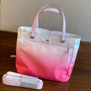 Kate Spade satchel with cross body strap